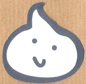 dribble drop logo packaging