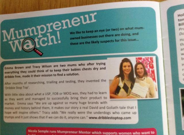 mumsclub journal article