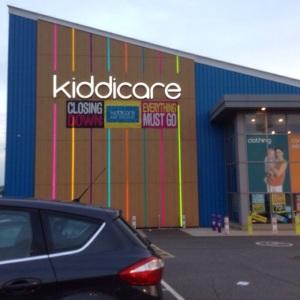 The closure of Kiddicare Lakeside